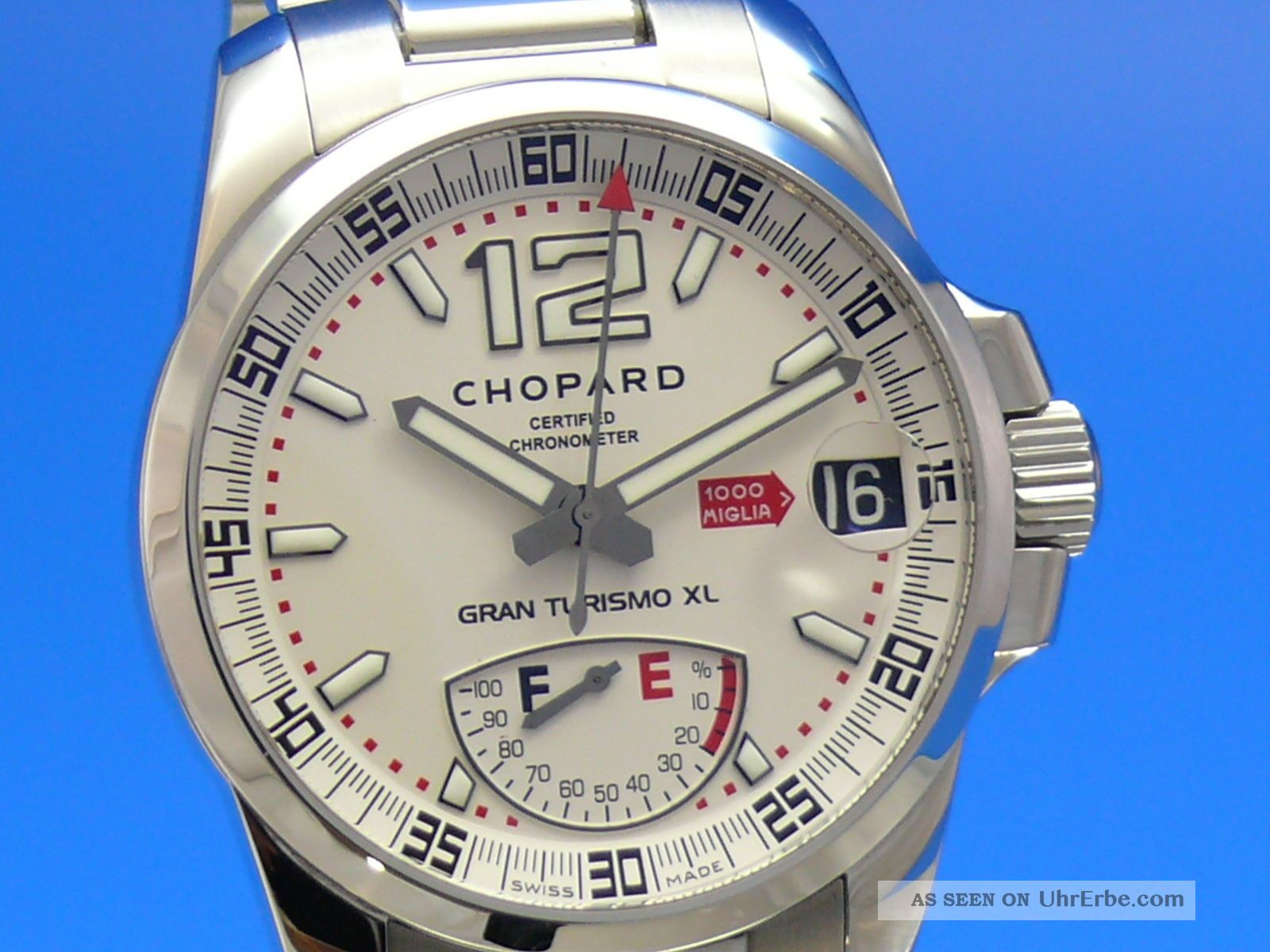 Chopard Mille Miglia Gran Turismo Gt Xl Power Reserve Uhrenankauf 03079014692 Armbanduhren Bild