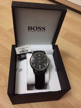 Hugo Boss Uhr / Armbanduhr Für Herren (1512429) Bild