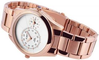 Just Armbanduhr 48 - S10877 - Sl - Rgd Rosévergoldet Edelstahl Unisex Uhr Bild