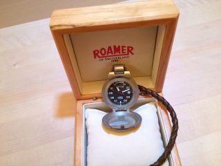 Roamer Taschenuhr Power 8 Analog Herren Bild