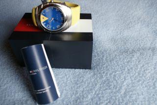 Tommy Hilfiger Uhr Aus Den Usa T10041 Bild