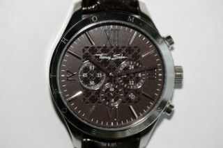 Thomas Sabo Herrenchronograph Wa0072,  Mit Etikett,  Ovp,  Uvp 298,  00 Bild