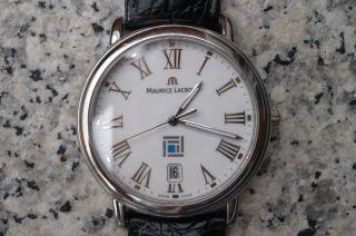 Herren Armbanduhr Maurice Lacroix - Quarz Bild