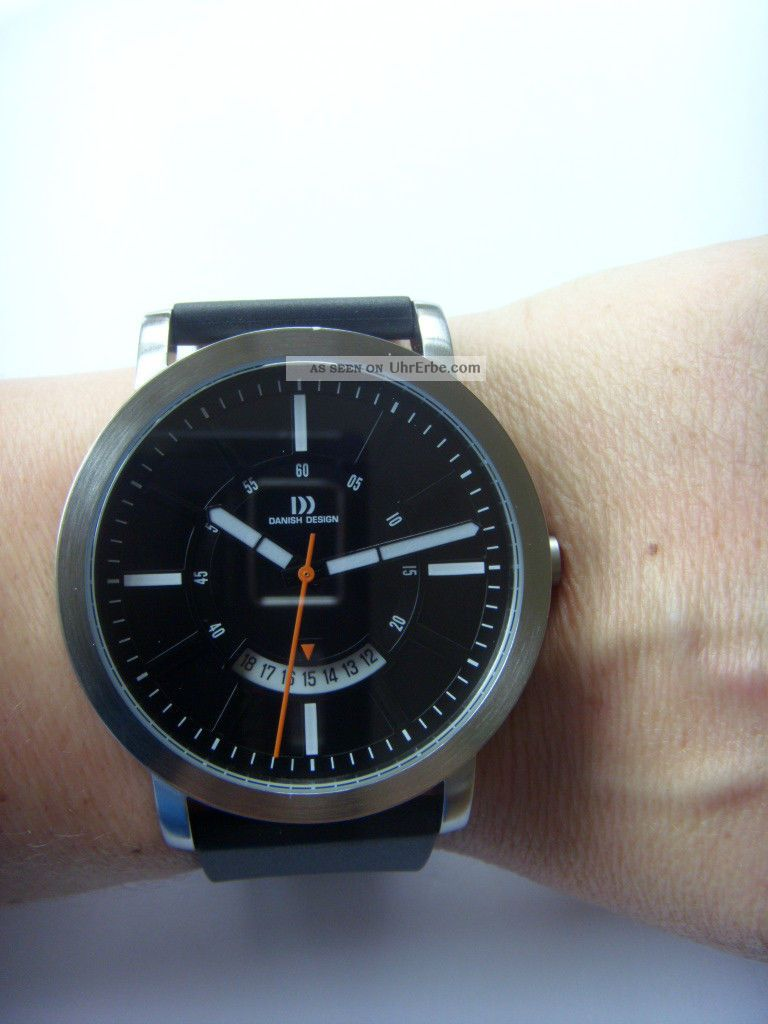 Danish Design Uhr Watch 3314458 Edelstahl Kernig Dänisches Design Iq13q1046 Armbanduhren Bild