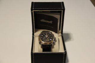 Ingersoll Automatik Herren Armbanduhr Bild