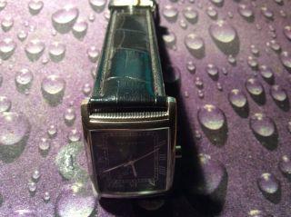 Bergmann Armbanduhr Wie Mit Neuem Echt Lederband Bild