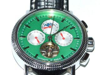 Raoul U.  Braun Automatik Uhr,  Neuwertig Bild