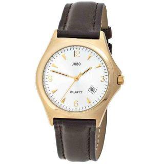 Jobo Herrenuhr Herren Armbanduhr Uhr Quarz Analog Men ' S Watch J - 37307 Bild