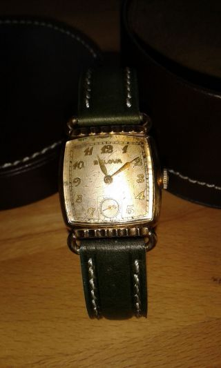 Bulova Armbanduhr Bild