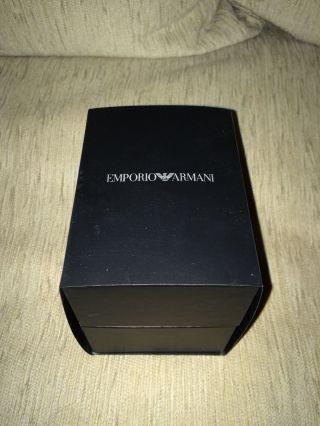 Giorgio Armani Emporio Armani Ar0187 Armbanduhr Für Herren - Wie Bild