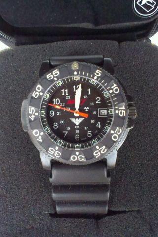 Khs Militär Uhr - Khs Tactical Shadow Date Khs.  Tsd.  D Diverarmband Bild
