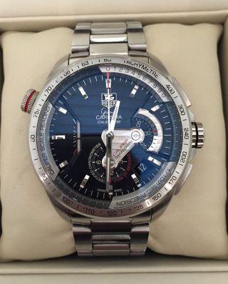 Tag Heuer Grand Carrera Calibre 36 Chronograph Cav5115.  Ba0902 Neupreis: 7600€ Bild