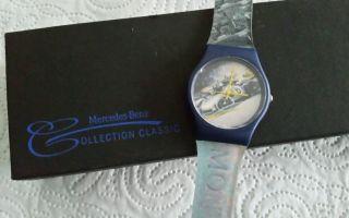 Herren Armbanduhr,  Mercedes Benz Bild