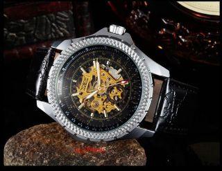 D Herrenuhr,  Mechanische,  Automatikuhr,  Armbanduhr, Bild
