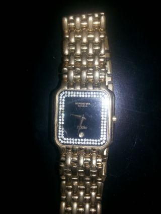 Herren - Armband - Uhr Fidelio Von Raymond Weil Bild
