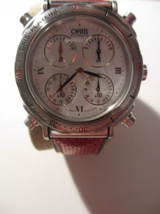 Oris Players 7412 Automatik Bild