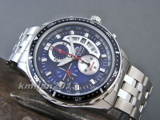 Orient Taucher Uhr Chronograph,  Herrenuhr Wr: 200 M Ftt0q002d0,  Ftt0q001w0 Bild