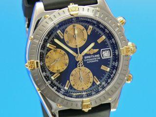 Breitling Chronomat Gt Chronograph Ankauf Von Luxusuhren Unter 03079014692 Bild