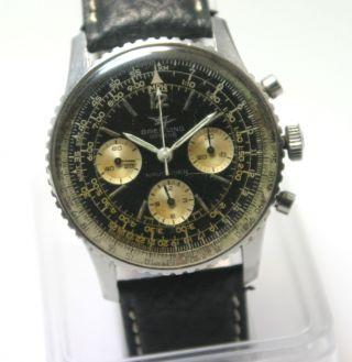 Breitling Navitimer Chronograph Handaufzug Venus 178 Bild
