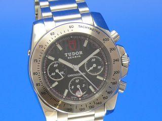 Tudor Sport Chronograph 20300 Vom Uhrencenter Berlin Bild