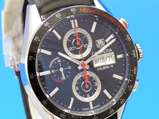 Tag Heuer Carrera Day/date Limited Edition Monaco Cv2a1f.  Ft6033 Bild