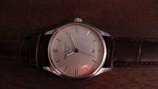 Bergmann Armbanduhr 1960 Bild