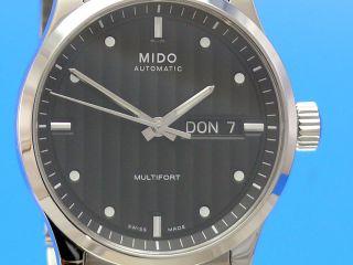Mido Multifort Herrenuhr Automatik 38mm M0058301105100 Bild
