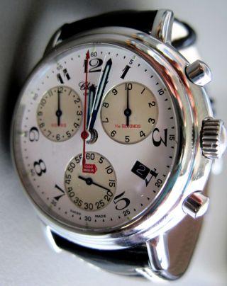 Chopard Mille Miglia Chronograph,  2 Zifferblätter,  Mit Box & Papieren Bild
