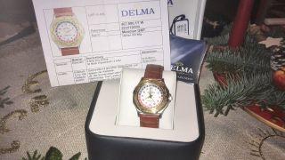 Delma Meridian Gmt - Ungetragen Bild