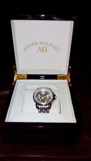 André Belfort Étoile Polaire,  Automatik - Armbanduhr Für Herren,  Modell Nr.  : Ab - 441 Bild