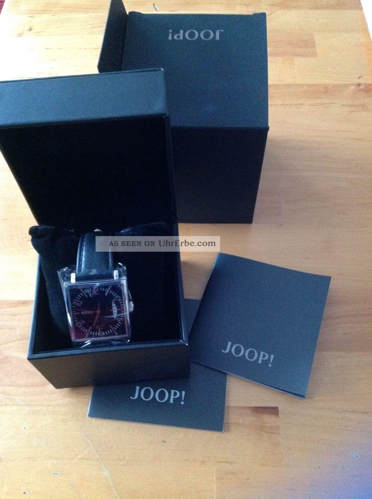 Herrenuhr Joop Tm452 - 3,  Uvp 329€ Armbanduhren Bild