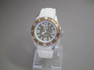 Tom Watch,  Sugar White Chocolate Brown,  44mm Wa00108 Bild