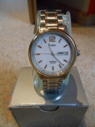 Timex Indiglo Herrenuhr Bild
