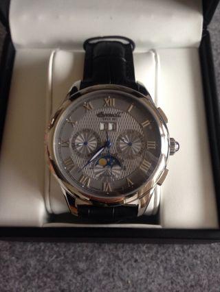Ingersoll Herren Uhr - In 8402 / 1211 - Kaliber 617 - Modell