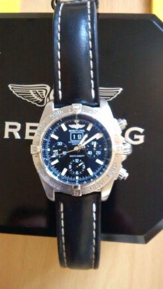 Breitling Windrider,  Blackbird,  Chronomat Uhr Bild