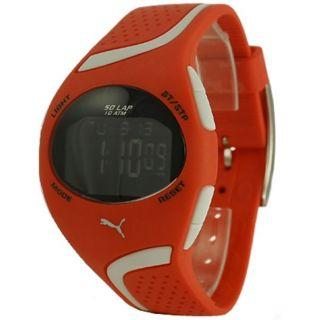 Puma Pu90001 Energie Sport Herren Rubber Multifunktions - Digital - Uhr Bild