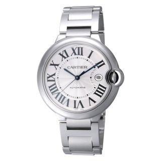 Cartier Ballon Bleu W69012z4 42mm Automatische Herren - Stahl - Kleid - Uhr Bild