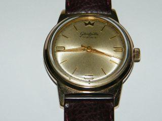 Glashütte Handaufzug,  Vintage Pur Wrist Watch,  Montre,  Saat,  Cal 70.  01 - 36909 Bild