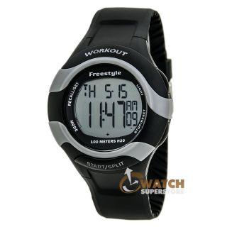 Freestyle 101183 Herren Training Blackstrap Alarm Digitaluhr Bild