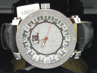 Armbanduhr Herren Ice Mania Jojo Icetime Jojino Joe Rodeo Diamant Weiß Glänzend Bild