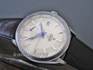 Orient Uhr Vintage Automatik Herrenuhr Mit Power Reserve Ffd0f004w0,  Ffd0f002b0 Bild