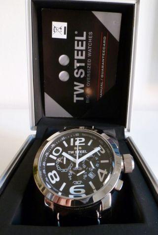 Tw - Steel Armbanduhr Grandeur Tw - 50 Bild