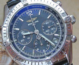 Luxusuhren Luxus Uhr Chronograph Breitling Chrono Cockpit Herren Uhr Automatik Bild