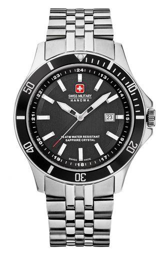 Swiss Military Hanowa Flagship Herren Uhr 06 - 5161.  2.  04.  007 Bild