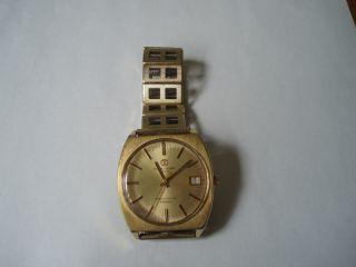Herrenarmbanduhr Favre - Leuba Geneve Chronometer 36000 Mit Datum Bild
