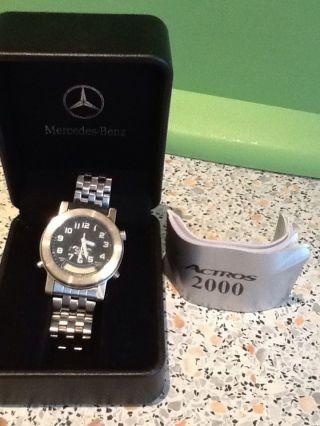 Herren Uhr Actros Mercedes Benz Bild