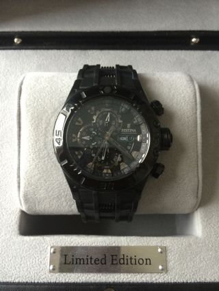 Festina | Limited Edition | Nr.  547 Von 999 | F16539 | Black | Bild