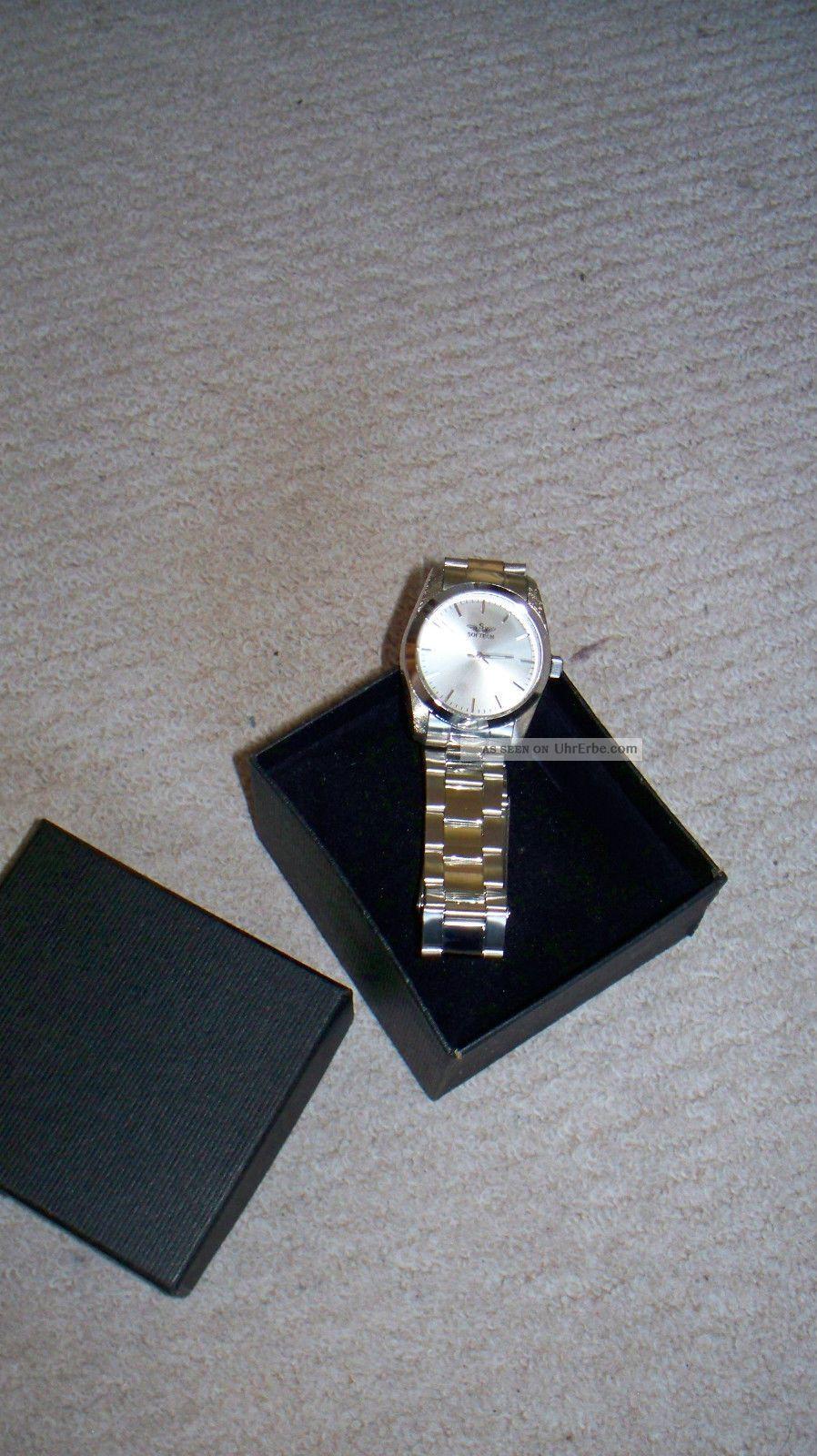 Herren - Armbanduhr Softech London Armbanduhren Bild