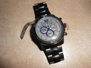 Guess Xl Herren Armbanduhr Brickhouse Chronograph W22521g1 Bild