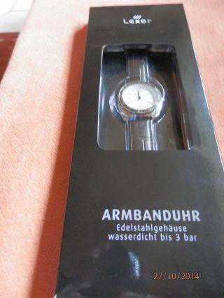 Armbanduhr Lexor Bild